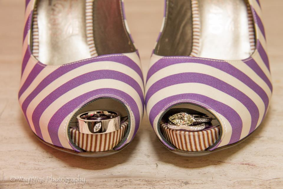 Shoes rings